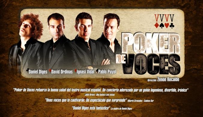 Poker-de-Voces-barcelona-broadway